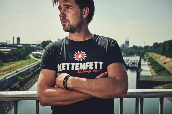 Shirt KETTENFETT Logo